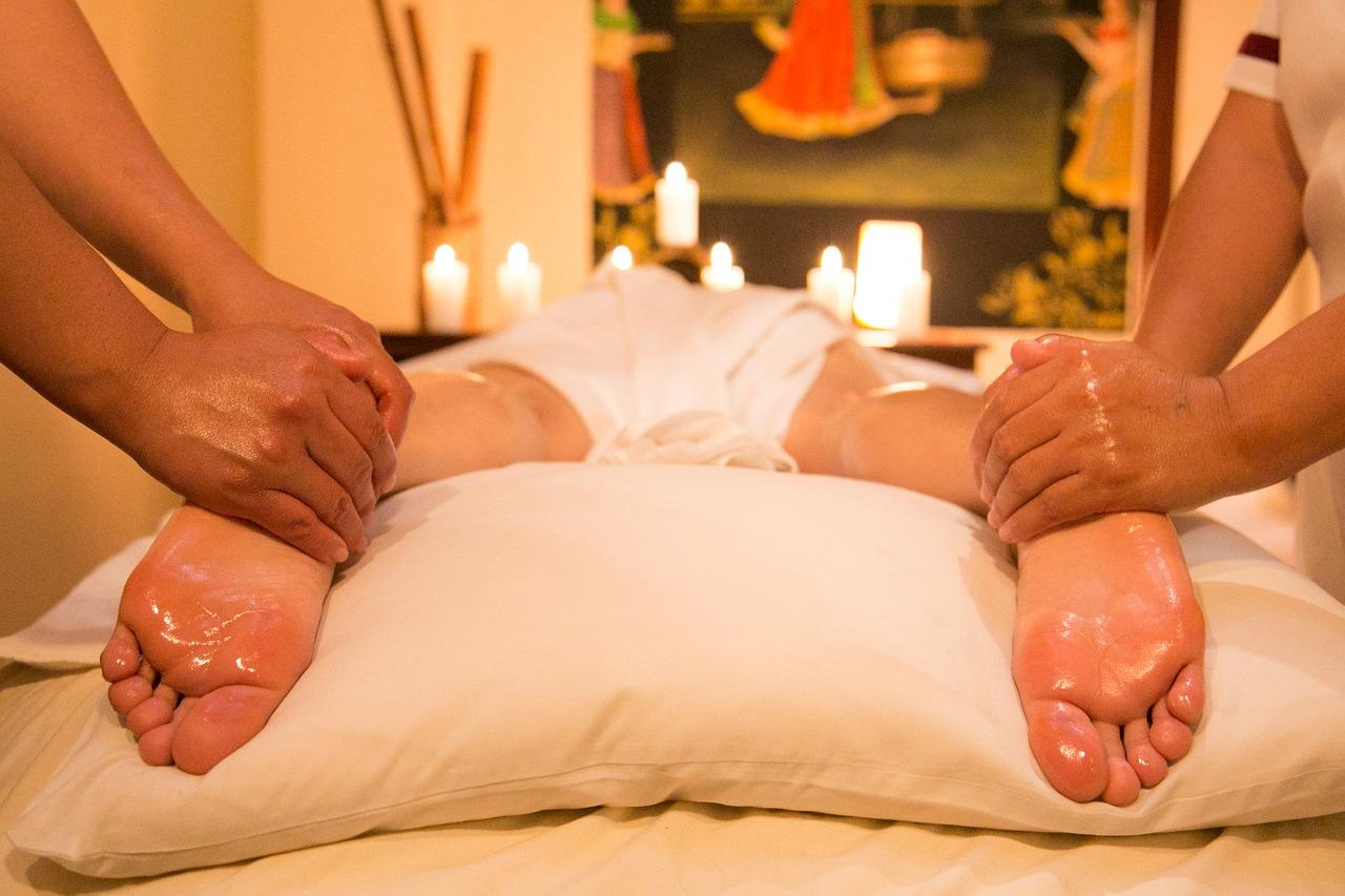 massage 4 mains prix
