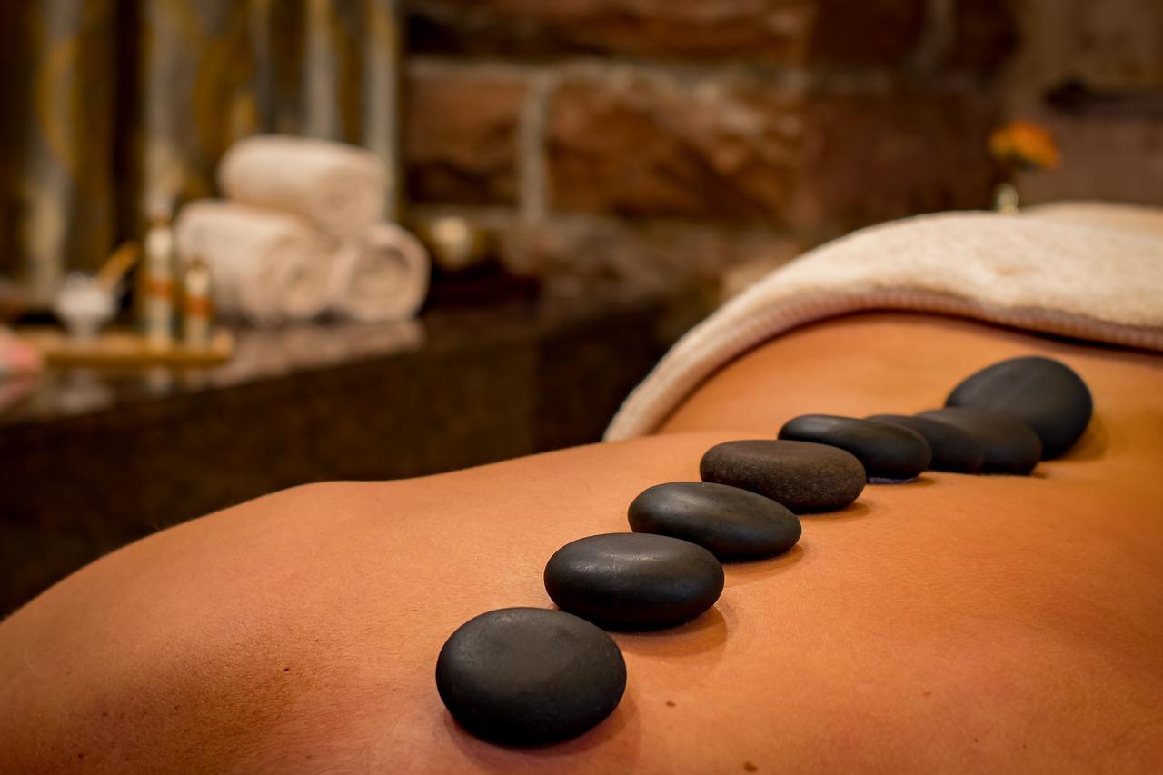 lâcher prise avec un massage cachemirien paris