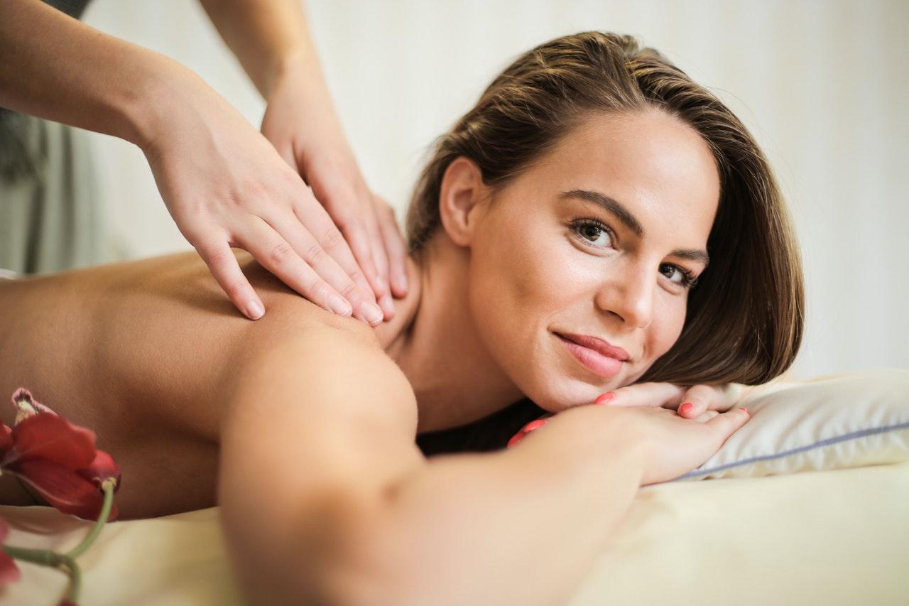 massage en automne